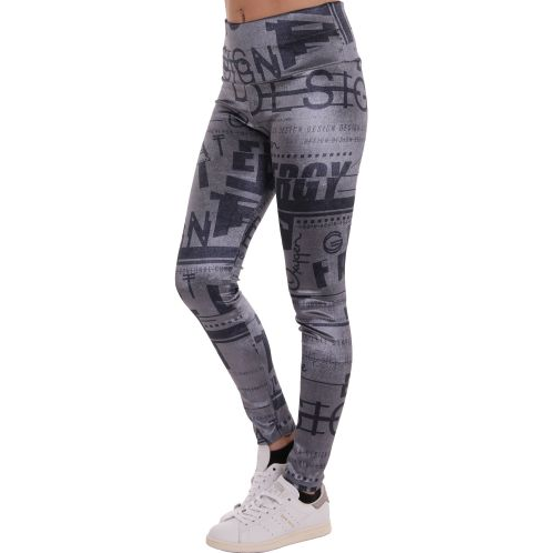 D & A Performance Leggings - technical design 4