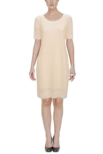 b.young Salace Lace Dress
