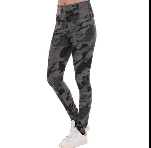 D & A Performance Leggings - camo design 6