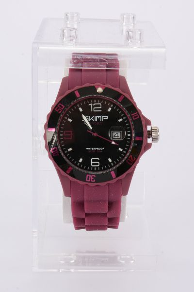 SKIMP UHR AUBERGINE LARGE