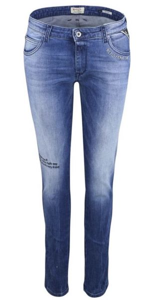 "Replay Jeans ""Katewin"" slim-fit - medium blue"