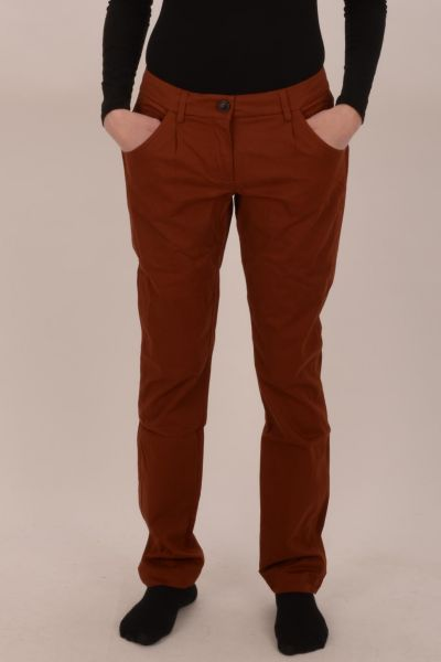 *GEHEIMTIPP* Regular-Fit Chino - terracotta 301402