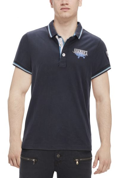 "Legender's LGD Polo ""Hayate"" - navy"