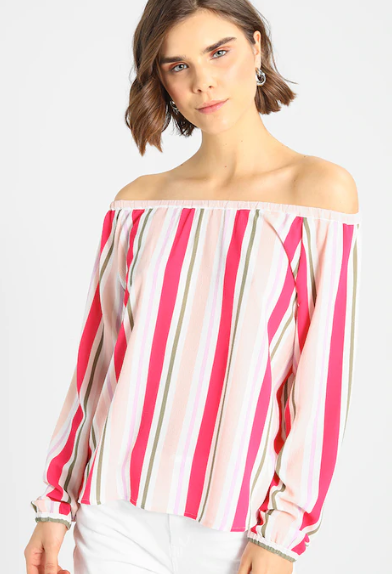"b.young ""Gabriele striped"" Bluse"