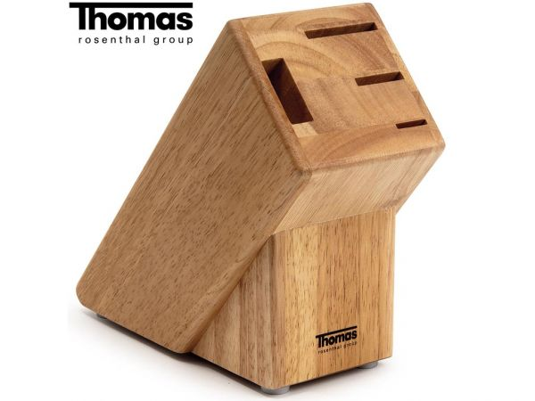 Thomas Rosenthal Holz-Messerblock