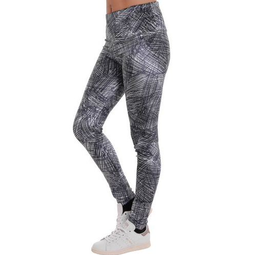 D & A Lady's Performance Leggings - Technical design