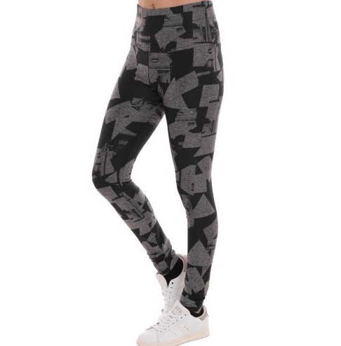 D & A Performance Leggings - camo design 4