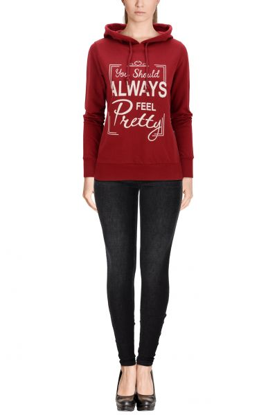 "Regular-Fit Hoodie ""Always Pretty"""