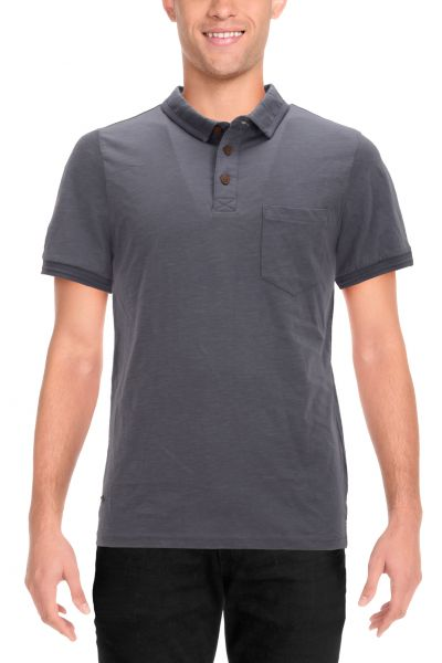 "Tokyo Laundry Polo ""Port Wing"" - misty blue"