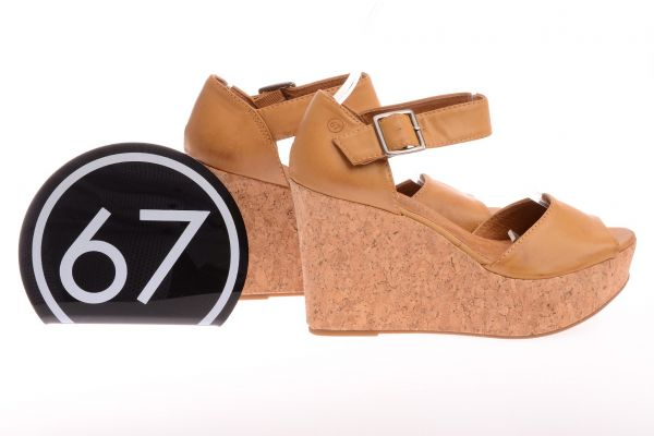 "Sixtyseven Collection ""Taigo Sand"" Sandalen - sand"