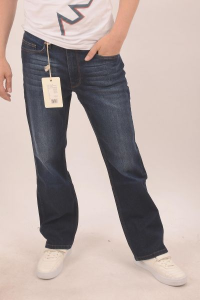 "H.I.S Jeans ""Henry"" Regular-Straight Jean - rinse blue 3022"
