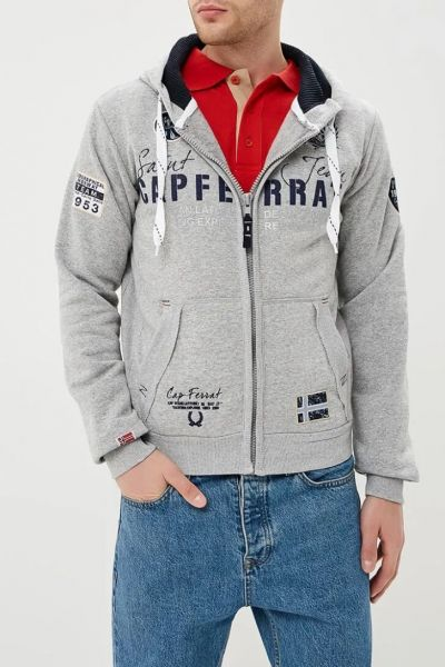 "Geographical Norway Sweatjacke ""Gapferat"""