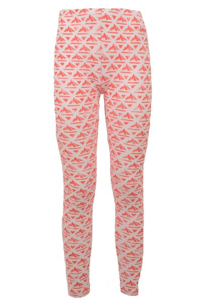 "*GEHEIMTIPP* Performance Leggings ""Hennali"" - floral"