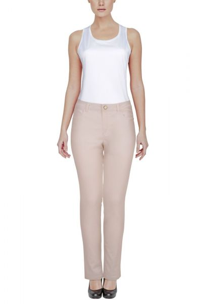 b.young Lola Lia Jeans - white