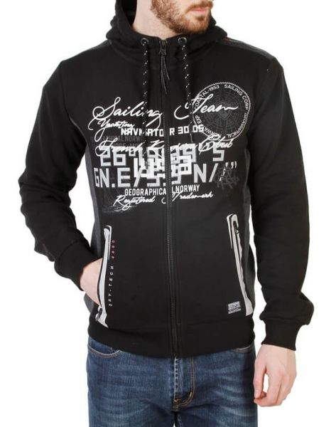 """Geographical Norway Sweatjacke """"Gailing"""""""