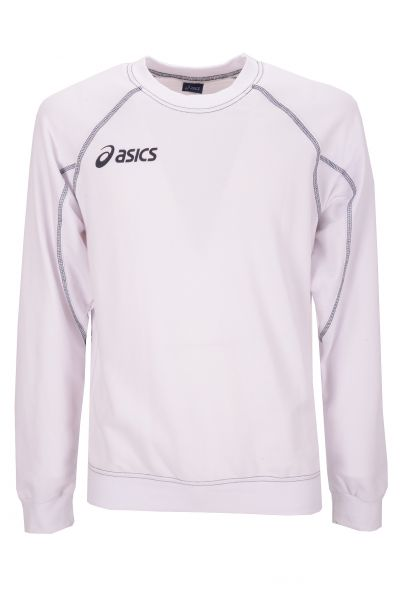 asics Unisex Sweater White