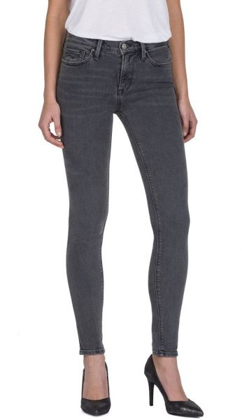 """Replay Jeans """"Joi"""" Skinny-Fit - grey"""