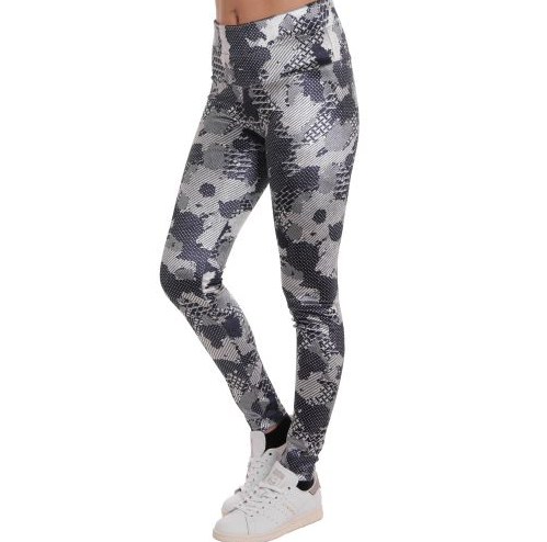 D & A Performance Leggings - technical design 2