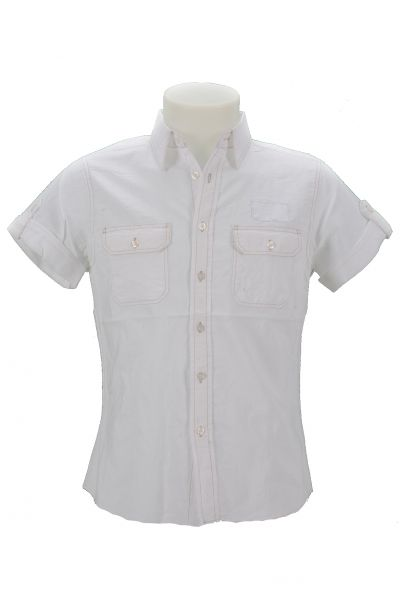 EXTREME LAND HEMD CASUAL white