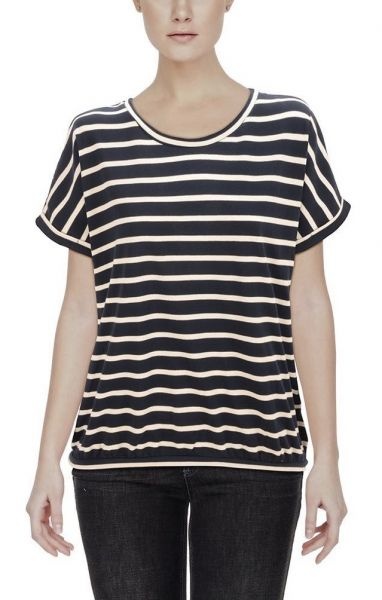 """b.young Oversize T-Shirt """"Sandrie"""" - blue"""