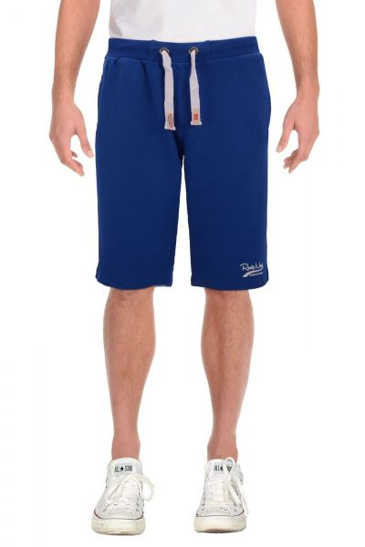 Rusty Neal Shorts Jogginghose - blue