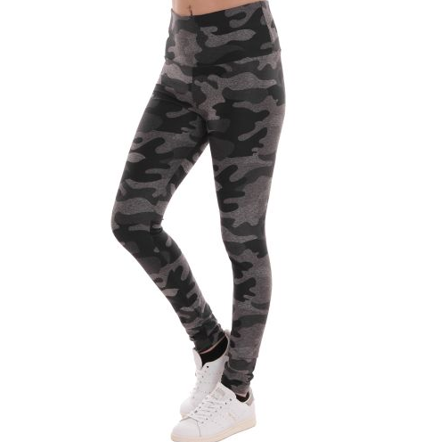 D & A Performance Leggings - camo design 5