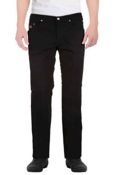 Revils Straight-Cut Jeans Mod. 302 V-1603 - black