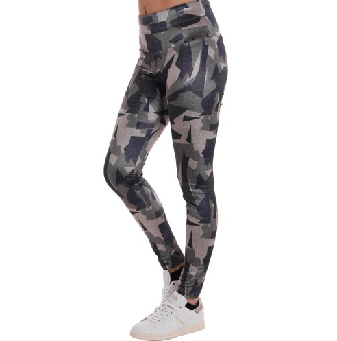 D & A Perofrmance Leggings - technical camo-design 13