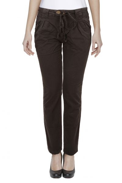 *GEHEIMTIPP* Chino Slim-Fit - anthracite