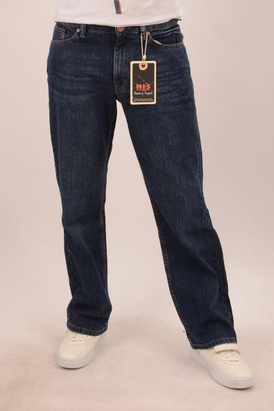 "H.I.S Jeans ""Henry"" Regular-Straight Jeans - pure blue 3008"