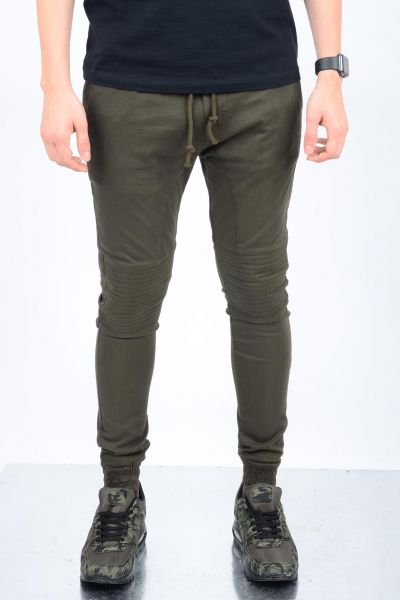D & A Skinny-Fit Cargo Pants