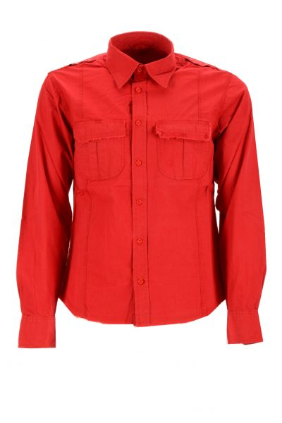 Rusty Neal Hemd Casual Red