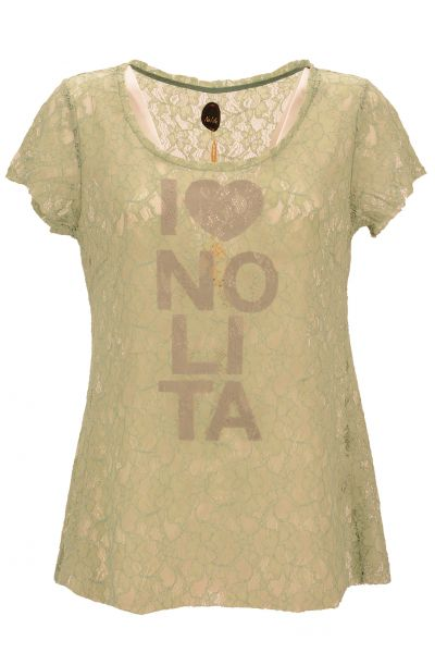 Nolita T-SHIRT - MINT