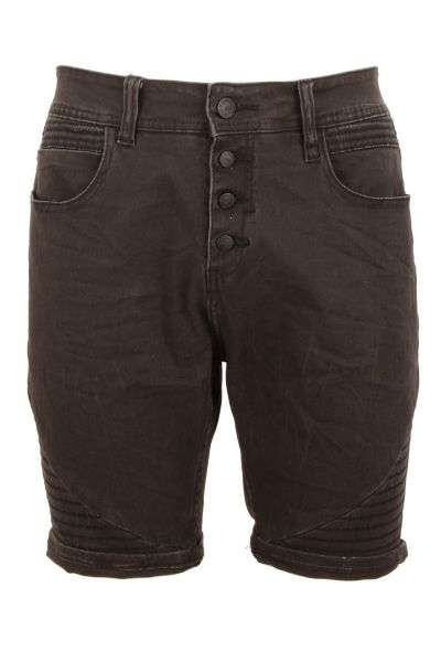 *GEHEIMTIPP* Men's 5-pocket bermuda Skinny - Grey