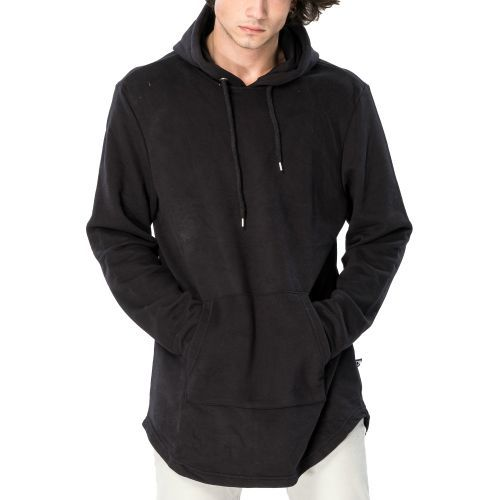 D & A Langes Sweatshirt - black