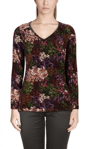 "*GEHEIMTIPP* Shirt ""Flowers"" colorful"