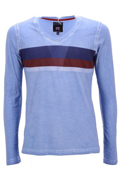 Rusty Neal LONGSLEEVE STRIPES