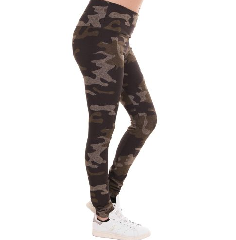 D & A Performance Leggings - camo design 11