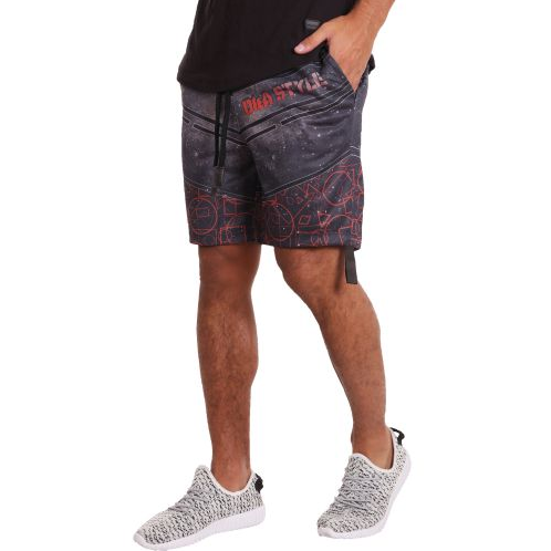 D & A Funktionale Shorts - grey