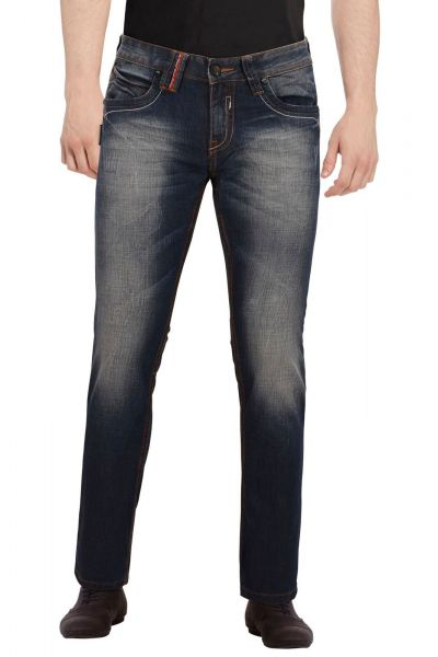"Rusty Neal Jeans ""Gust"" - middle blue"