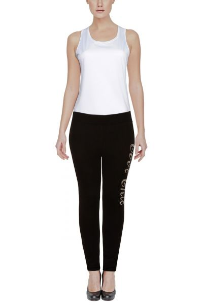 "Skinny-Fit Leggings ""Cool Chic"" - black"