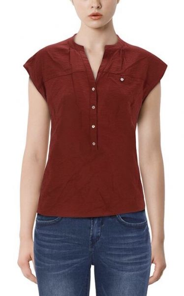 "*GEHEIMTIPP* Bluse ""Silk"" red"