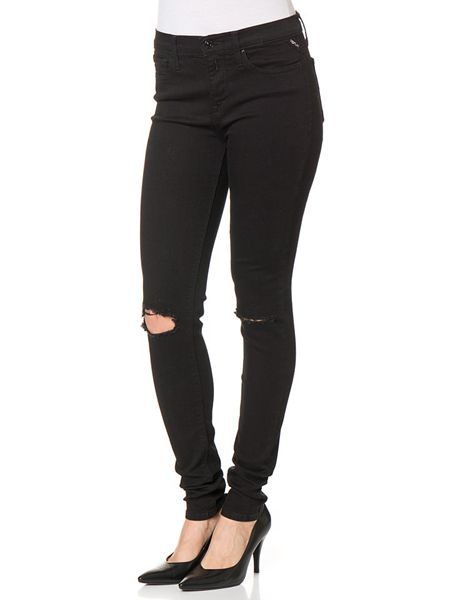 """Replay Jeans """"Joi"""" Skinny-Fit - black"""